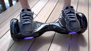 Come usare l'hoverboard