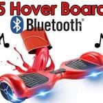 5 HoverBoard Bluetooth