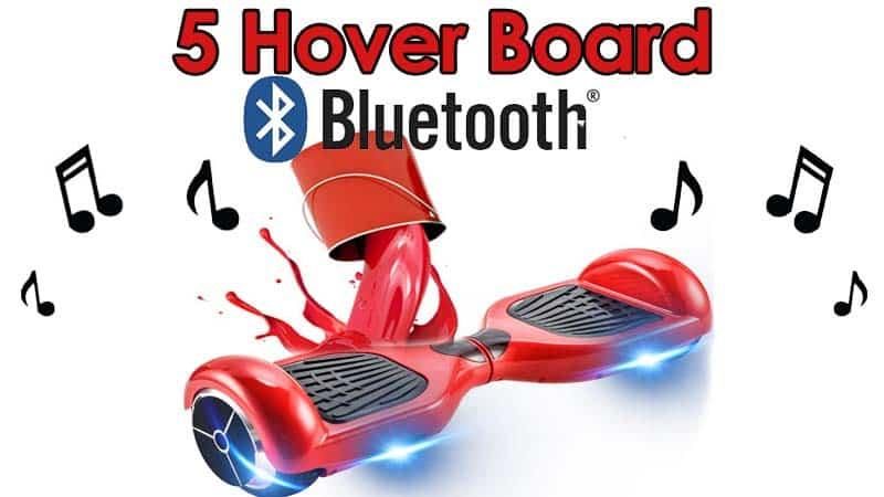 street board con il bluetooth