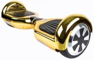 Hoverboard lamborghini oro