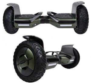 """Ruote grandi 10"""" Self balancing scooter"""